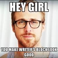 RyanGoslingWritersBlock